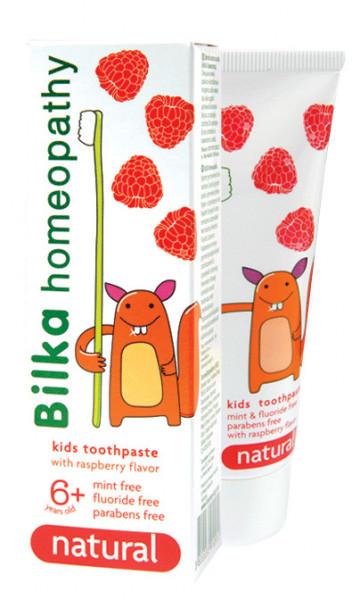 Gel - Pastă de dinți pentru copii NATURAL 6+