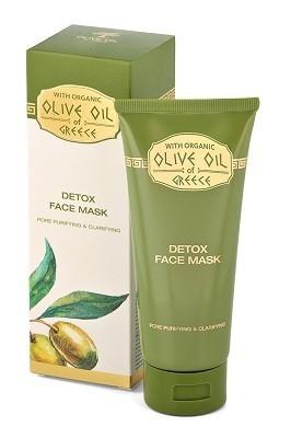 Mască Detox - Ulei de Măsline Grecia