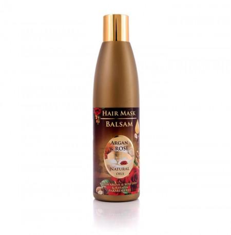 Balsam Păr Ulei de Argan & Trandafiri