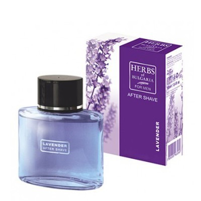 After Shave - Herbs of Bulgaria Lavender