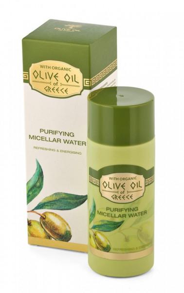 Apă Micelară Purifiantă - Ulei de Măsline Grecia