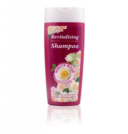 Șampon Revitalizant Natural White Rose