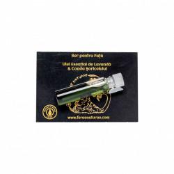 Ser pentru Față cu Ulei Esențial de Lavandă & Coada Șoricelului 1 ml