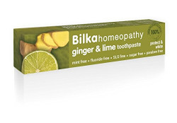 Homeopathic Toothpaste - Ginger & Lime