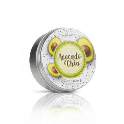 Face Cream Avocado & Chia Oil