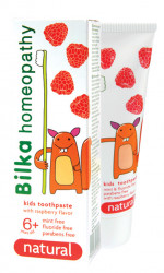 Kids Gel Toothpaste NATURAL 6+