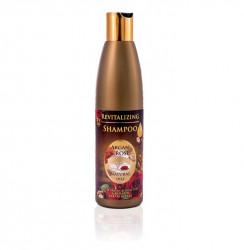 Șampon Revitalizant Ulei de Argan & Trandafiri