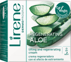 Aloe Lifting and Regenerating Cream Day & Night 40+