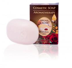 Săpun Cosmetic Aromaterapie - Ulei de Argan și Trandafiri
