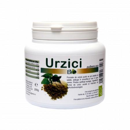 Urzici frunze pudra Bio Eco 200g
