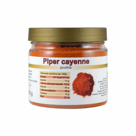 Piper Cayenne pudra, 100g