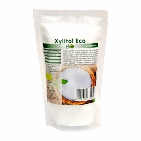 Xylitol cristalizat Bio Eco 400g