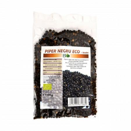 Piper negru boabe Eco Bio 100g