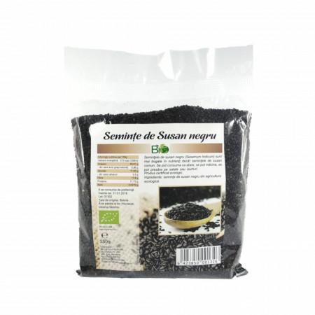 Susan negru, seminte, BIO 250g