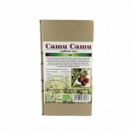 Camu Camu pulbere, BIO 100g