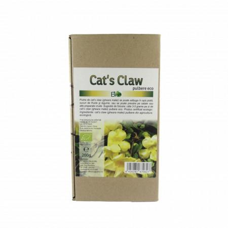 Cat's Claw pudra, BIO 200g