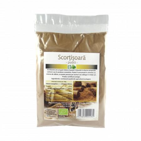 Scortisoara macinata Cassia, BIO 100g
