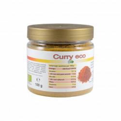 Curry, BIO ECO 100g