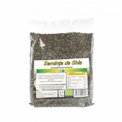 Chia, seminte de chia crude, BIO RAW 225g