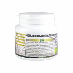 Konjac Glucomannan pulbere, BIO ECO 200g