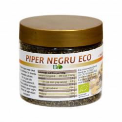 Piper negru macinat, BIO 100g