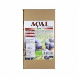 Acai pulbere (pudra) liofilizata, bio eco 125g