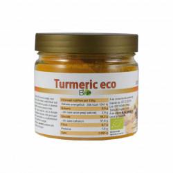Turmeric (curcuma) pulbere, BIO 130g