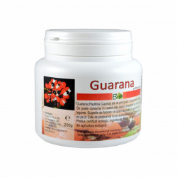 Guarana pulbere, BIO 200g