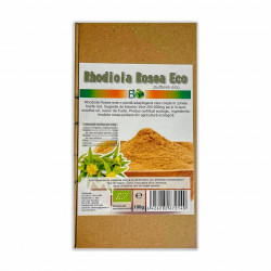 Rhodiola Rosea pulbere, BIO 100 gr.