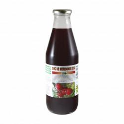 Suc de merisoare, fara zahar, indulcit natural, BIO 750ml