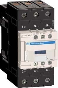 Contactor Schnedier LC1D50AE7 - Contactor putere