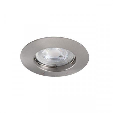 Corp iluminat Kanlux 2583 CTX-DS02B - Spot incastrat, Gx5,3, max 50W, 12V, IP20, crom mat