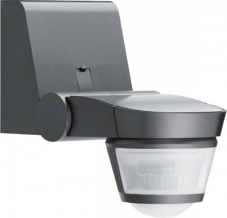 Hager EE871 Senzor miscare IP55 220/360GR ANTRACIT