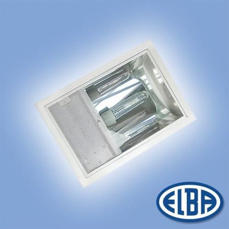 Proiector HID Elba 31361030 - PREMIUM 01 IP 41 - montaj INCASTRAT 250W halogenura metalica