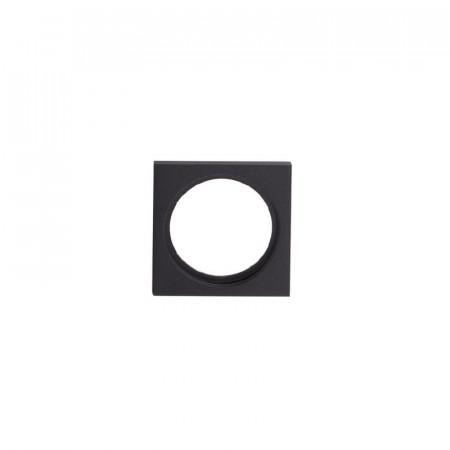 Rama de incastrare Arelux XClub CUM1 BK - RAMA 1P BK, negru