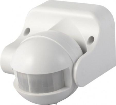 Senzor miscare Comtec ST09, infrarosu, reglare verticala, deschidere 180°,minge, 1200W