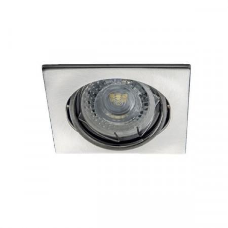 Spot Kanlux 26733 ALOR-DTL - Inel spot directional incastrat LED GU10, max 35W, IP 20, crom