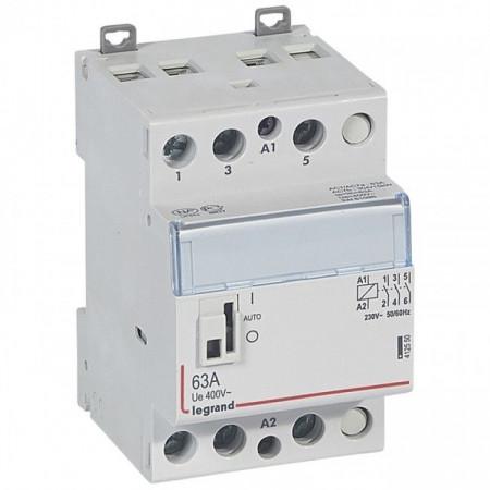 Contactor modular Legrand 412550 - CX3 CT 230V 3P 400 V~ - 63 A
