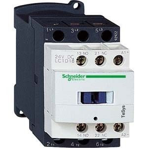 Contactor Schnedier LC1D18B7 - Contactor putere
