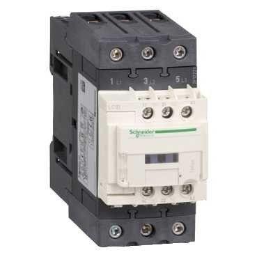 Contactor Schnedier LC1D40AQ7 - Contactor putere