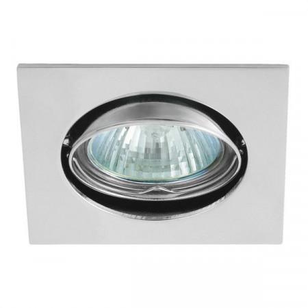 Corp iluminat Kanlux 2551 NAVI CTX-DT10 - Spot incastrat, Gx5,3, max 50W, 12V, IP20, crom