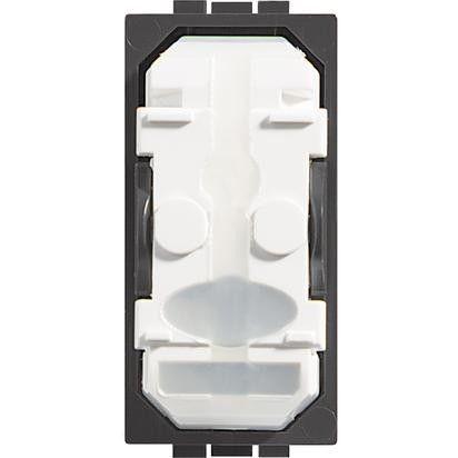 Intrerupator Bticino LN4001A Living Light - Intrerupator simplu fara tasta 16A - 250V, 1 modul, borne automate