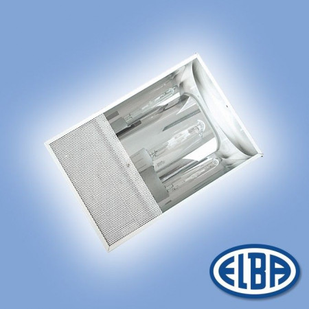 Proiector HID Elba 39361020 - PREMIUM 01 IP 41 - montaj APARENT 250W sodiu