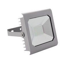 Proiector LED Kanlux 25585 ANTRA - Proiector led, 50W, 4000k, IP65, argintiu