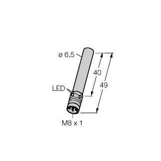 Senzor Proximitate Inductiv Turck BI2U-EH6,5-AP6X-V1131,