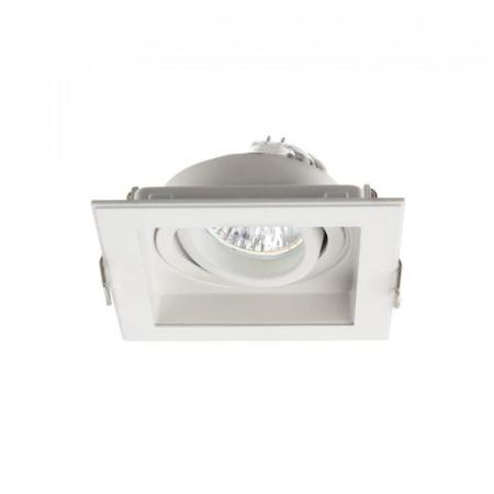 Spot Arelux XStep ST01 MWH - Corp iluminat fara bec 1X50W GU5.3 12V IP20 MWH, alb