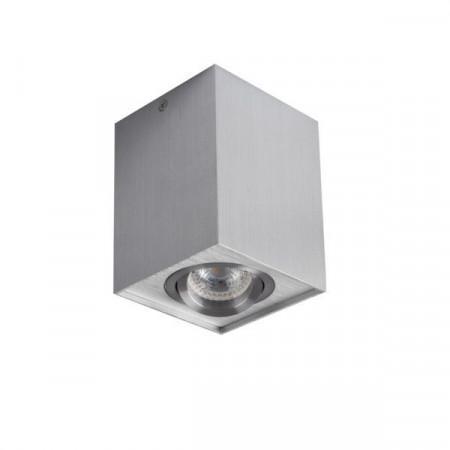 Spot Kanlux 25472 GORD DLP - Spot dublu aplicat DLP-50, GU10, max 1x25W , IP20, aluminiu periat