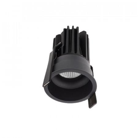 Spot LED Arelux XClub CU01WW36 BK - Corp LED 1x7W 3000K 350mA 36grd. IP20 BK (5f) negru