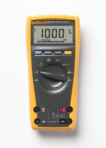 Multimetru Fluke 175 AC - Multimetru industrial TRMS