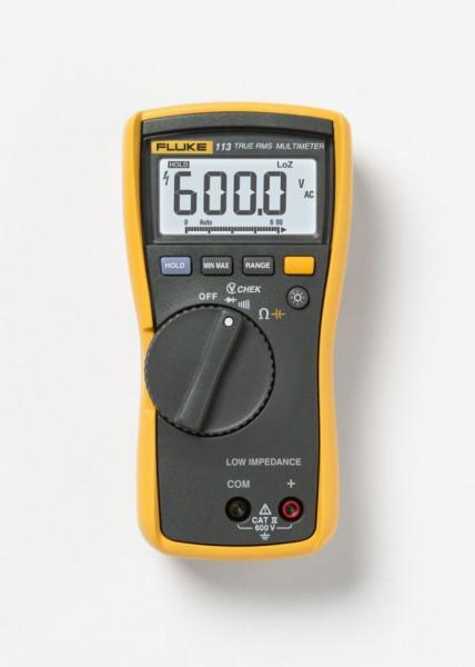 Multimetru Fluke FLUKE 113 - Multimetru basic TRMS